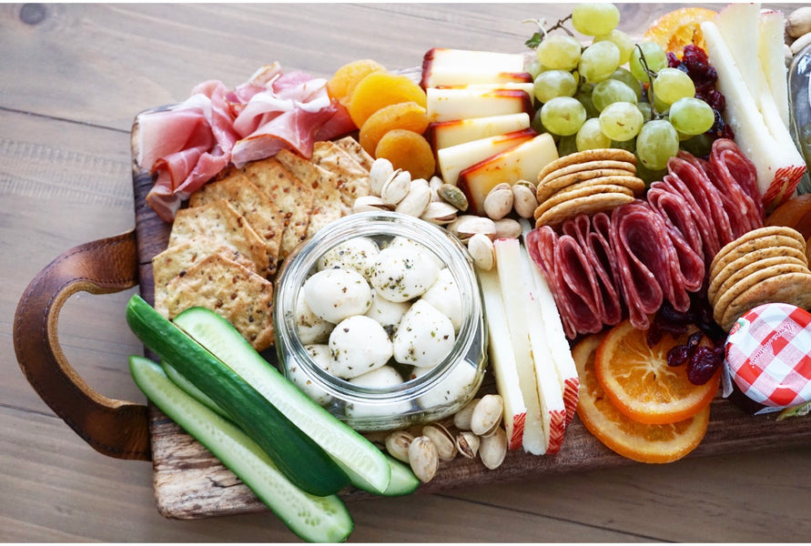 Homegating in the South | Charcuterie Boards