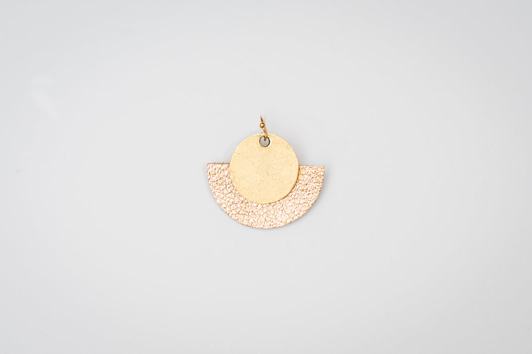 leather_gold_medallion_moon_earrings