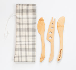 Spread Joy Cheese Tool Set