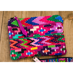Huipil Small Pouch