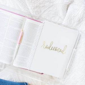 Redeemed Journal by Living Joy