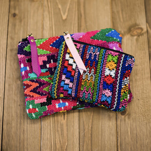 Huipil Coin Purse