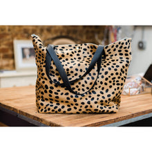 Hair On Leather Tote ***FREE SHIPPING***
