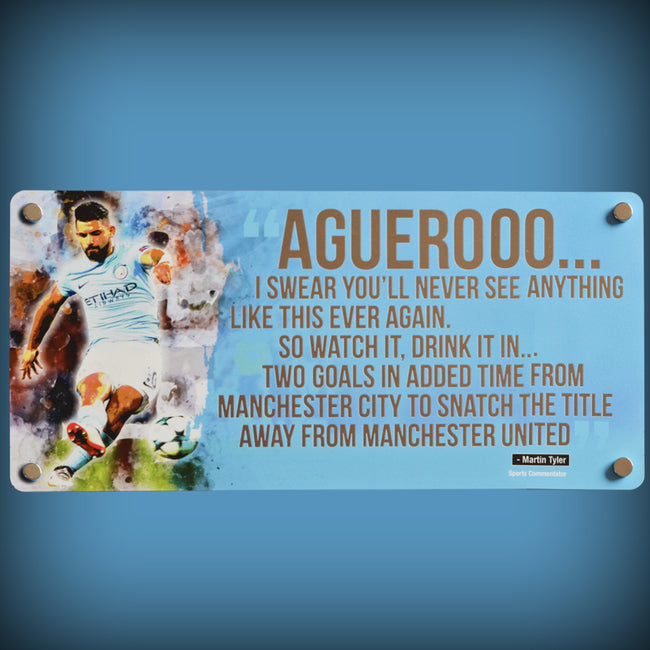Sergio Aguero<br>Quote (medium)