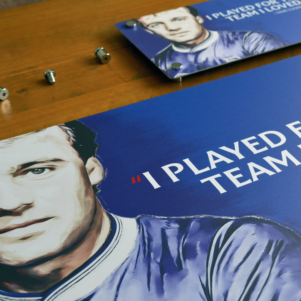 Davie Cooper - Rangers Legend (large)
