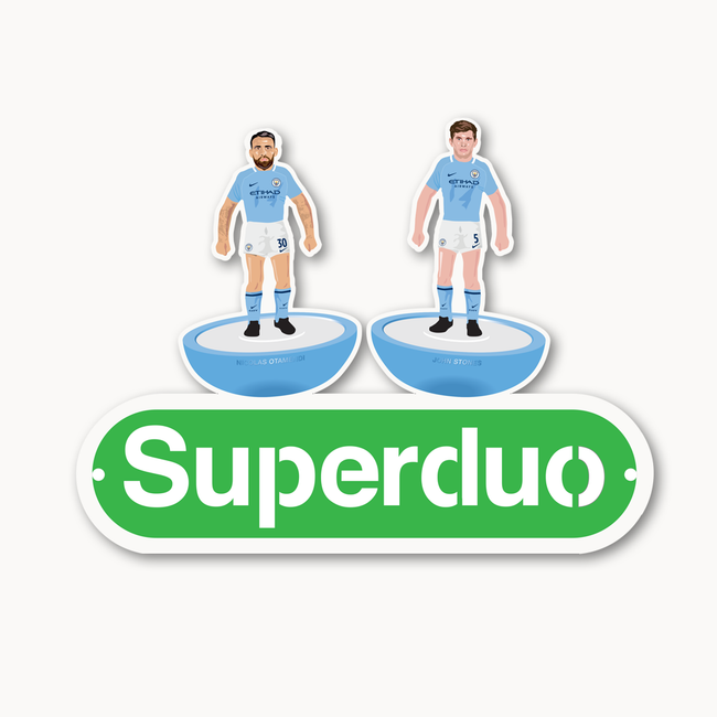Otamendi - Stones Super Duo