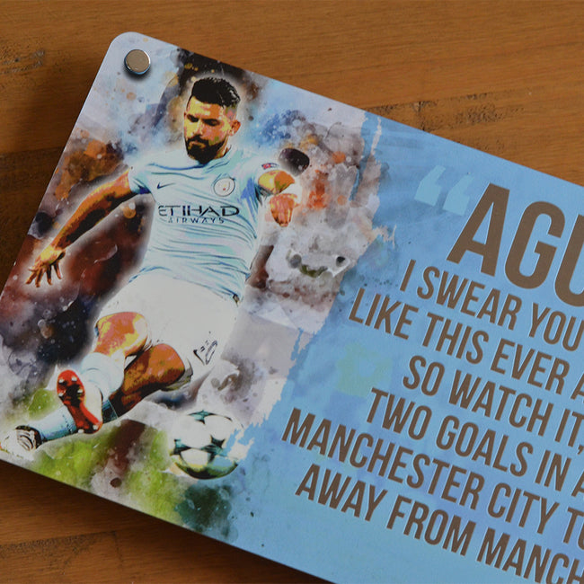 Sergio Aguero<br>Quote (large)