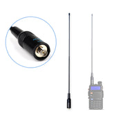 Dual Band Walkie Talkie Baofeng Antenna VHF/UHF SMA-Female for Handheld Radio
