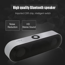 2016 Mini Bluetooth Speaker Portable Wireless Speaker Sound System 3D Stereo Music Surround Support TF AUX USB wholesale