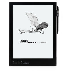 Flexible Screen Ebook Reader