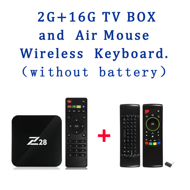 Android 7.1 TV Box