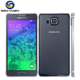 G850 Original Unlocked Samsung Galaxy Alpha G850F G850A Mobile Phone Ouad Core 2GB Ram 32GB ROM 12.0MP 4.7 Inch TouchScreen