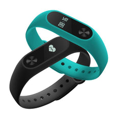 Smart Touch Screen Bracelet Fitness Tracker For Apple & Androids