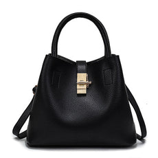 Ladies Leather Hand/Shoulder Bag