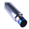 Universal Stainless Steel  Exhaust Tip