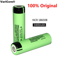 3.7 v 3400 mah 18650 Lithium Rechargeable Battery For Flashlight batteries