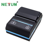NT-1880 Portable 58mm Bluetooth Thermal Receipt Printer Mobie APP 2D QR Code Receipt Printer Support Android /IOS for Store