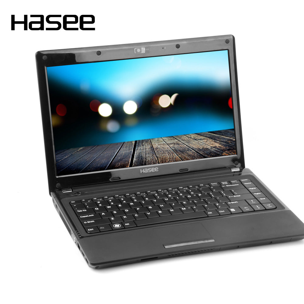 "HASEE A480B-A29D1 Cheap Gaming Laptop Notebook PC for Intel Dual Core 2950M Processors 4GB DDR3 500GB 14"" 1366*768 Display"