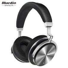 Active Noise Cancelling Wireless Bluetooth Headphones wireless Headset with Mic