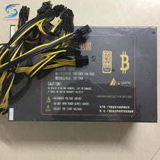 free ship ,1600w pc power supply for psu antminer S7 S9 L3+ D3 A4 A6 741 E9 miner machine server mining board psu bitmain