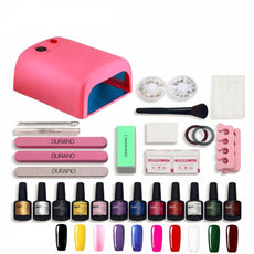Nails tools set kit