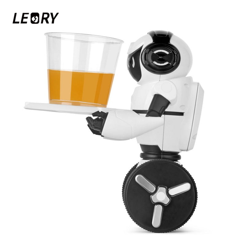 LEORY Balance RC Robot WIFI Camera Intelligent Balance RC Robotic Toys Original F4 For Children Kids Christmas Gift Present