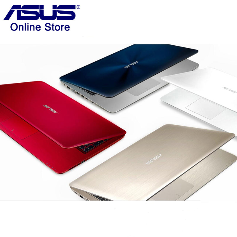 "Asus Laptop A556UR 4GB RAM 500GB ROM OEM Window 10 System 15.6"" 1920*1080 Screen Dual Core Nvidia Intel With Bluetooth Notebook"