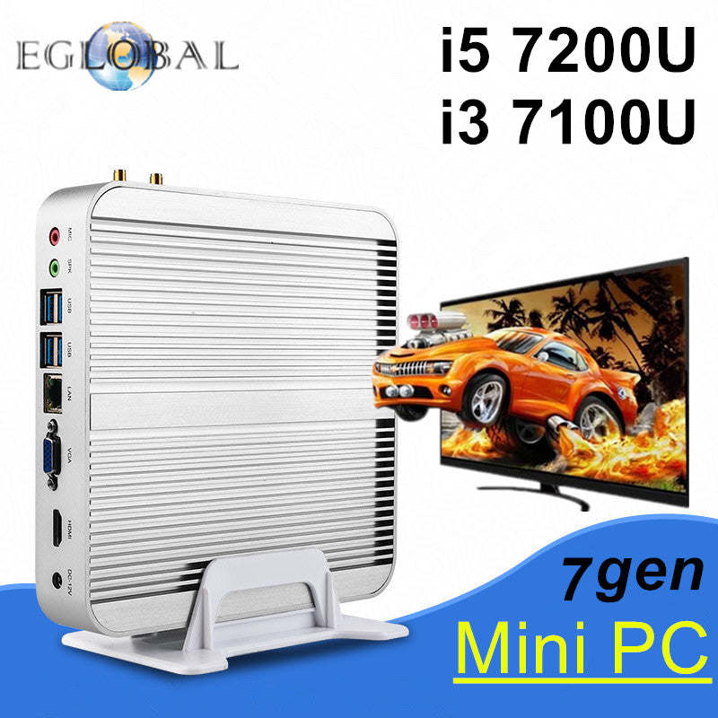 Intel Inside HD Graphics Gaming Mimi PC