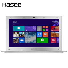"HASEE XS-5Y71S2 14"" Ultra Thin Laptop Business Notebook PC HD LED Backlit Display for Intel Core-m 5Y71 8GB DDR3L 256GB student"