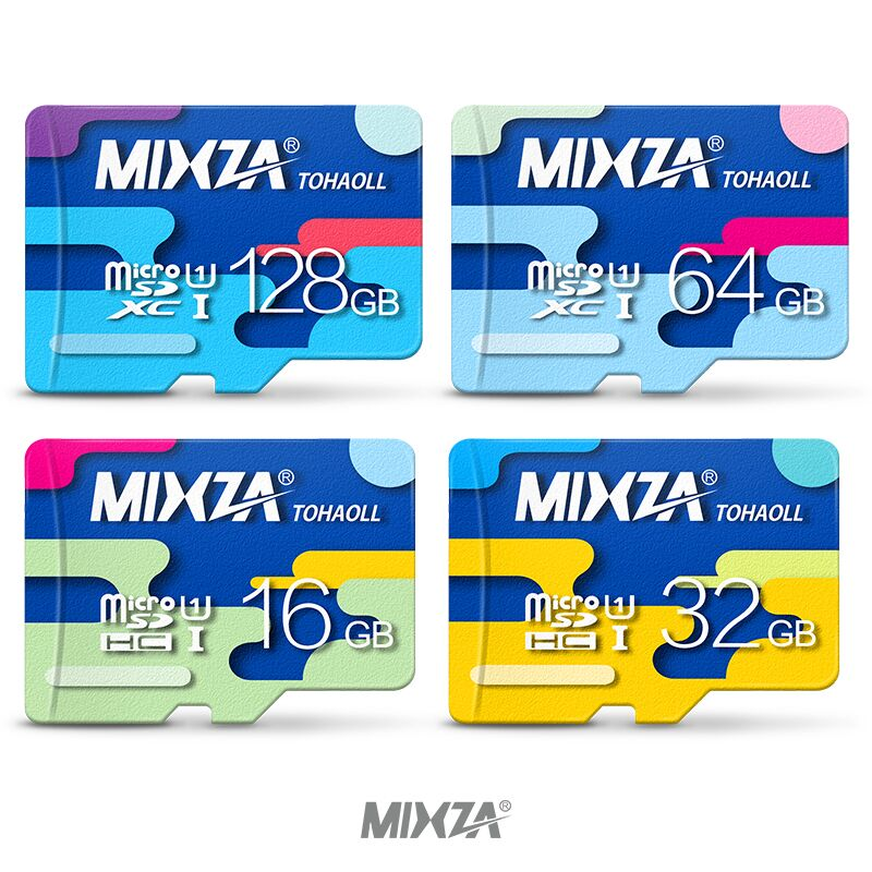 MIXZA Memory Card for Smartphone/Tablet