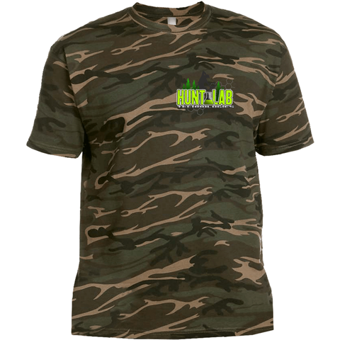 Hunt Lab Technologies Logo Camo T-Shirt - Hunt Lab Technologies