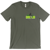 Image of Hunt Lab Logo T-Shirt Font & Back Print - Hunt Lab Technologies