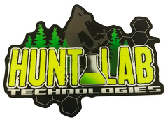 Hunt Lab Technologies Glow In The Dark Sticker - Hunt Lab Technologies
