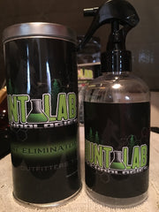 Scent Eliminator Kit With Collectors Tin Clearance Sale - Hunt Lab Technologies