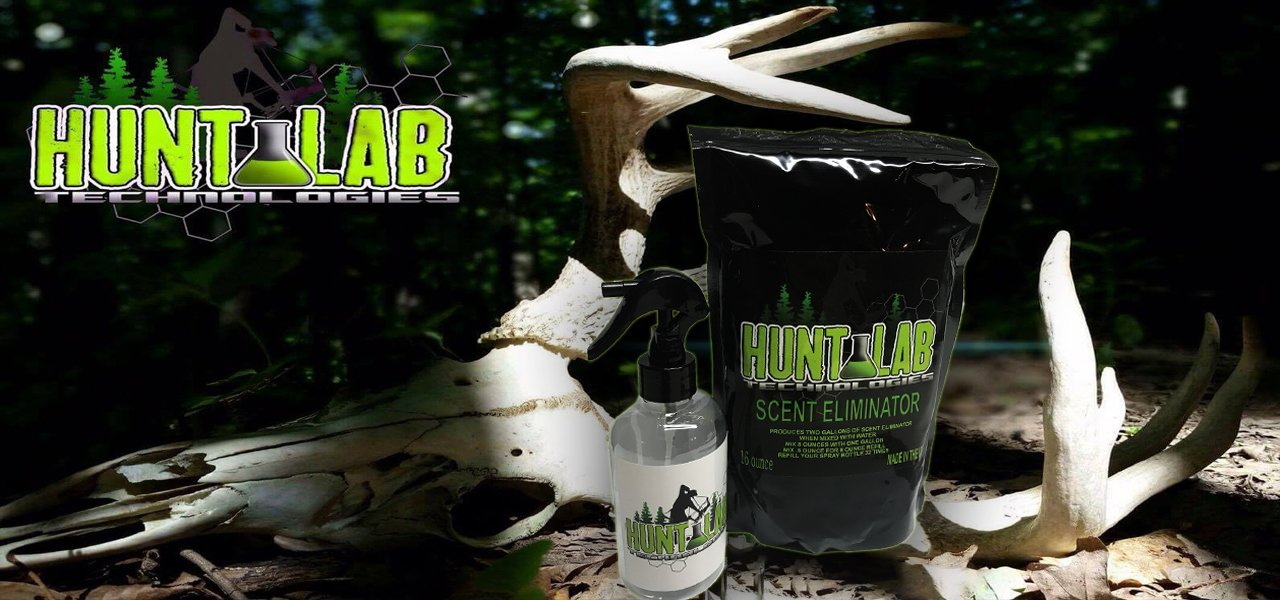Hunt Lab Technologies Scent Eliminator
