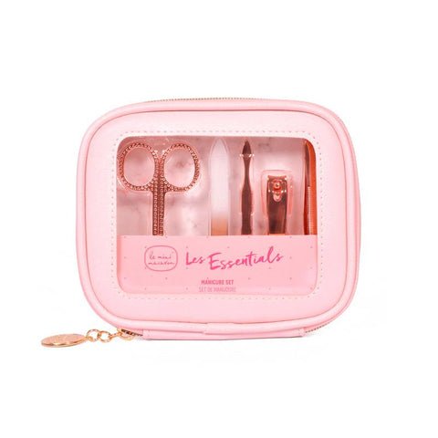 "Manicure Set ""Les essentials"" - Le Mini Macaron"