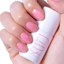 Les Jellies - Rose Jelly Gel Polish Le Mini Macaron Europe