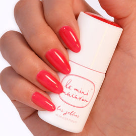 Les Jellies - Strawberry Jelly Gel Polish Le Mini Macaron Europe