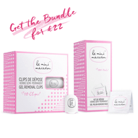 GEL REMOVAL BUNDLE Le Mini Macaron Europe