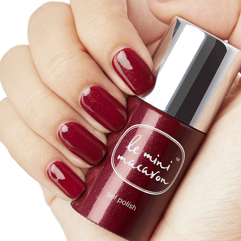 Bordeaux - Gel Polish Individual Gel Polish Camelia Beauty