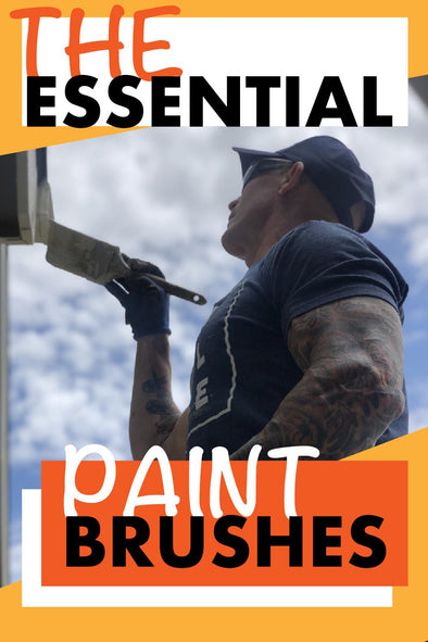 What paint brushes should a professional painter use?
