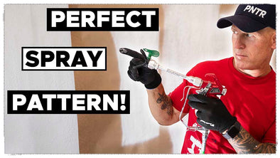 Get The Perfect Spray Pattern