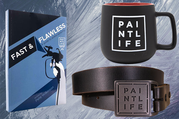 The perfect gift for those who love to paint.  Paint Life gift are unique and can only be found in the Paint Life Store.