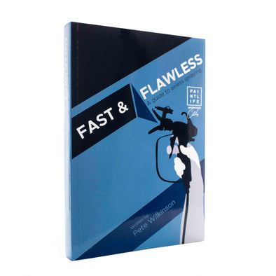 Fast & Flawless Book (Paint Life Approved)