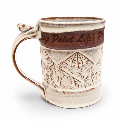 Paint Life Coffee Mug