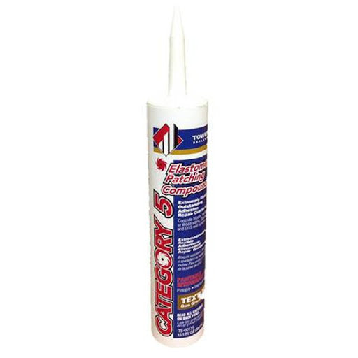 Elastomeric Textured Caulk