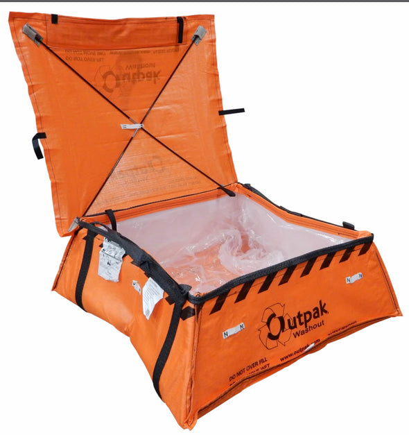 OutPak Reusable Washout