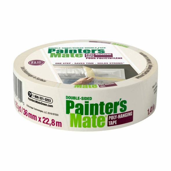 Double Sided Poly Hanging Tape