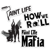 Paint Life Sticker Pack