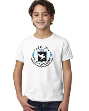 Carolina Diving Academy Youth T's